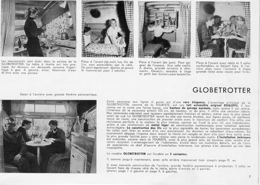Dethleffs 1956 F