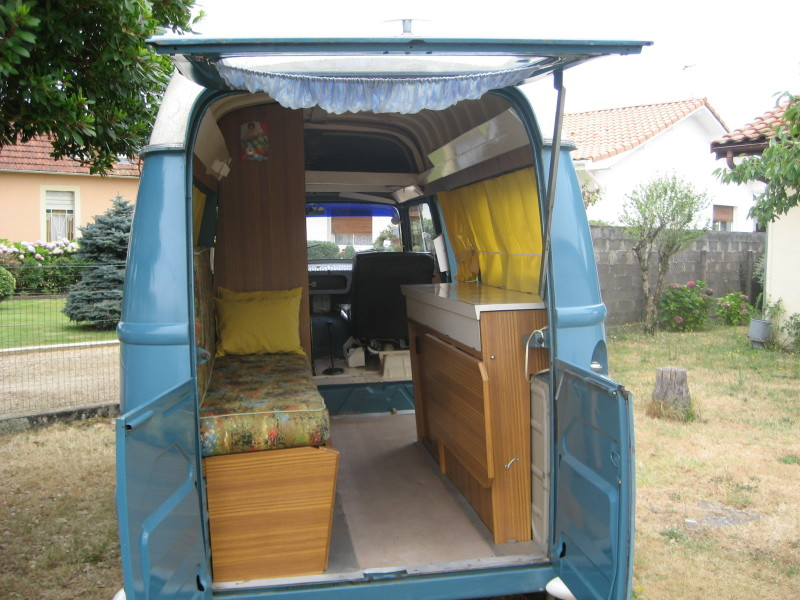 Renault estafette for Interieur estafette